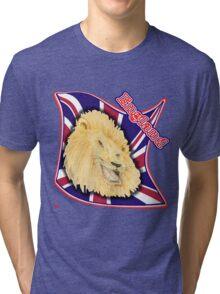 PATROITISM / ENGLAND Tri-blend T-Shirt
