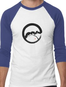 Tree Enso Men's Baseball ¾ T-Shirt