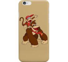 """""""Kong Buddies!!!"""" iPhone Case/Skin"""