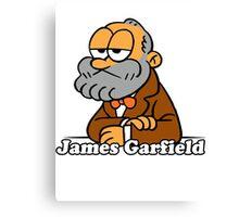 James Garfield Canvas Print