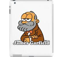 James Garfield iPad Case/Skin