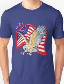 PATRIOTISM / USA Unisex T-Shirt