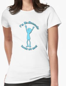 I'm Mr. Meeseeks Womens Fitted T-Shirt