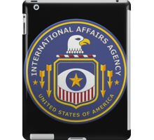 The IAA iPad Case/Skin