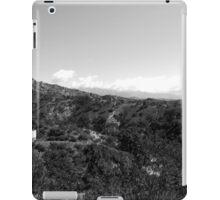 Black And White Landscape 21 iPad Case/Skin