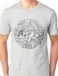 Candy Claws - Ceres & Calypso in the Deep Time Unisex T-Shirt