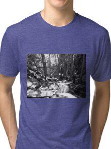 Black And White Landscape 23  Tri-blend T-Shirt