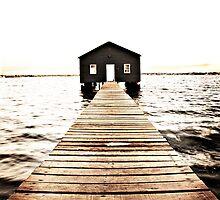 perth jetty by Ben Reynolds