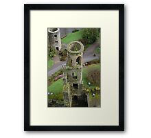 Blarney Castle Tower, Ireland Framed Print