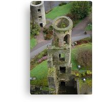 Blarney Castle Tower, Ireland Canvas Print