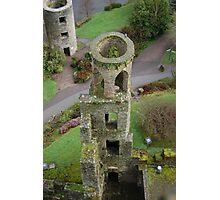 Blarney Castle Tower, Ireland Photographic Print