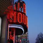 Moulin Rogue, Paris, France by Corrie Wharton