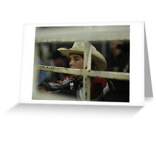 Checking Out the Chutes Greeting Card