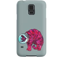 CATFISHTRONAUT (fig.1) Samsung Galaxy Case/Skin