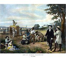George Washington The Farmer by warishellstore
