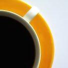 Black Coffee - Yellow Plate III by RobertCharles