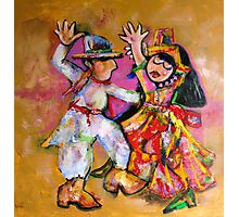 Folklorico Dancers Photographic Print