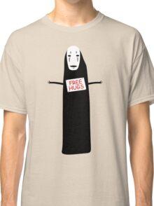 Free Hugs No Face Classic T-Shirt