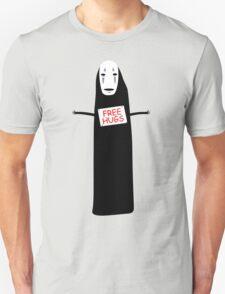 Free Hugs No Face Unisex T-Shirt