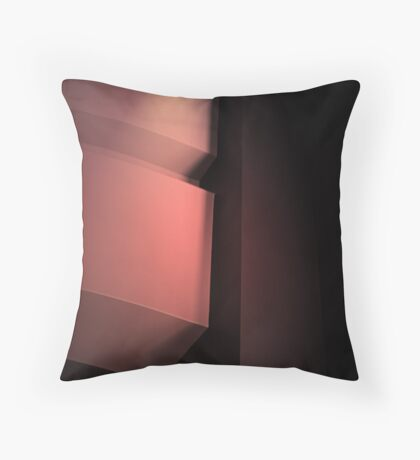 Ambient Corners Throw Pillow
