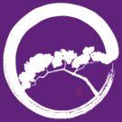 Tree Enso Whte by 73553