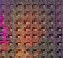 ANDY WARHOL(LEGO EFFECT)(C2015) by Paul Romanowski