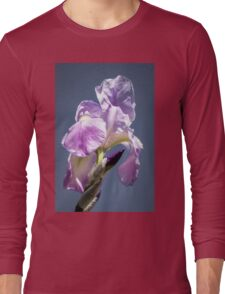 A Sky Full of Iris Long Sleeve T-Shirt