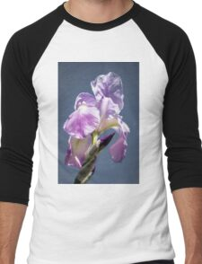 A Sky Full of Iris Men's Baseball ¾ T-Shirt