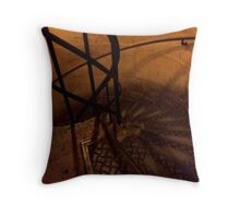 ARC DE TRIUMPH Throw Pillow