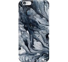 Marble 4 days iPhone Case/Skin