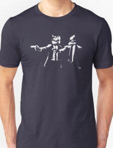 Pulp Fox-tion Unisex T-Shirt