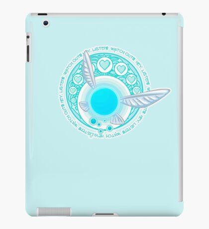Navi Nouveau iPad Case/Skin