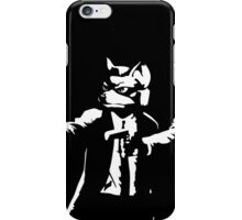 Pulp Fox-tion iPhone Case/Skin