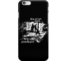 We're in Normandy iPhone Case/Skin