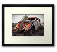 Classic Outback Framed Print