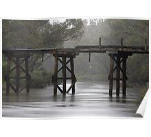 Jalbarragup Bridge Poster