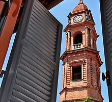 Italian Bell Tower by MaluC