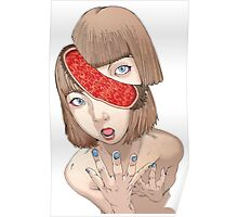 Shintaro Kago - Fraction Poster