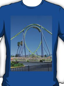 Medusa, Six Flags Discovery Kingdom T-Shirt