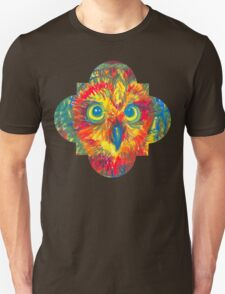 quatrefoil owl T-Shirt