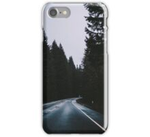 The Journey to Oregon iPhone Case/Skin
