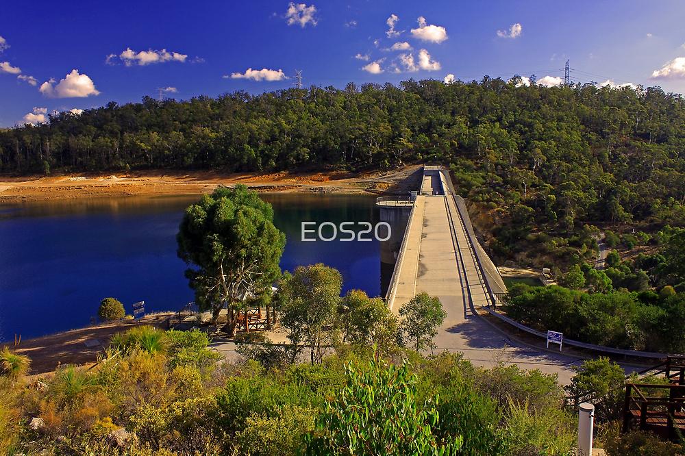 Victoria Dam  by EOS20