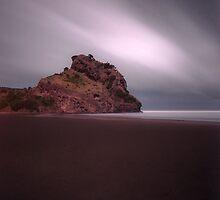 Lion Rock Piha  NZ  by earlcooknz