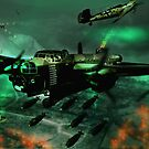 Lancaster Assault by Steven  Agius