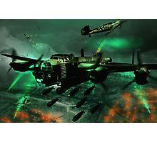 Lancaster Assault Photographic Print