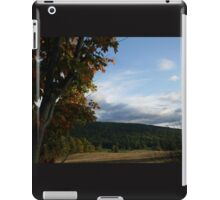 QUIET COUNTRY DAY iPad Case/Skin