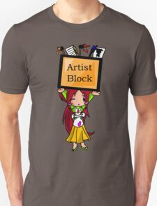 The Artist's Block  T-Shirt