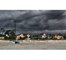 Stormy Skies Photographic Print