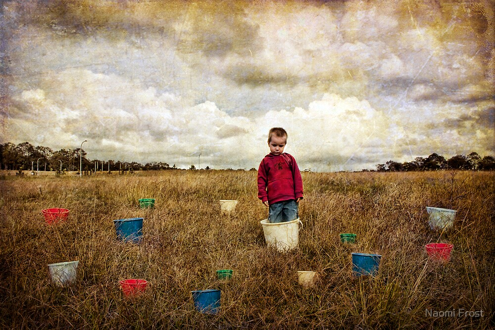 Waiting For The Rain by Naomi Frost