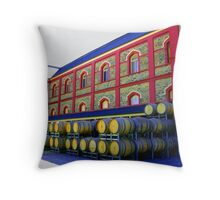 Chateau Tanunda Winery Throw Pillow